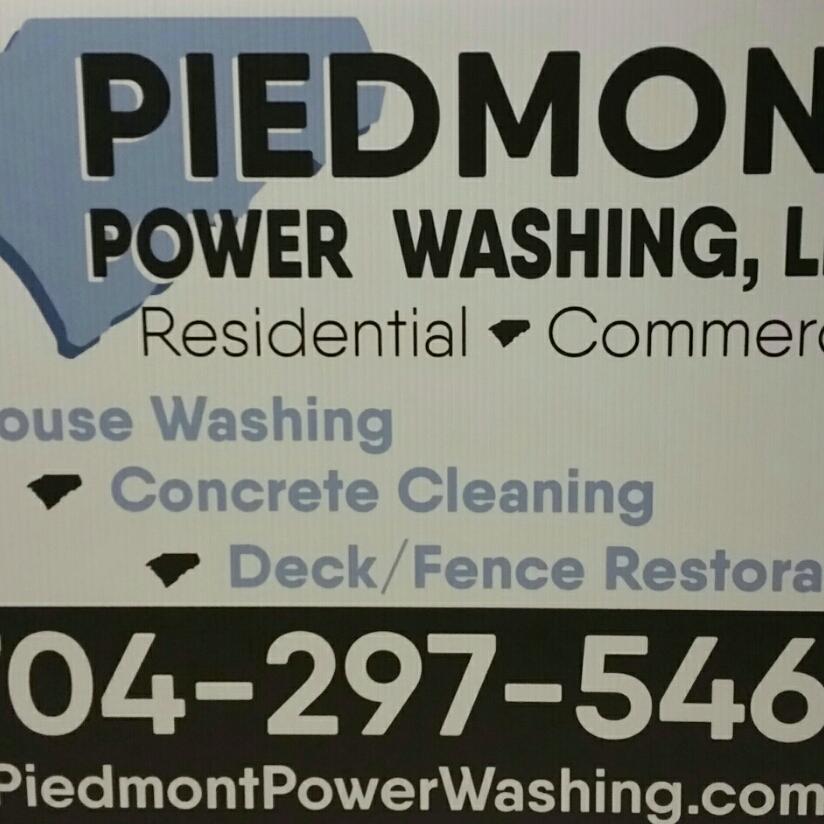 Piedmont Power Washing, LLC