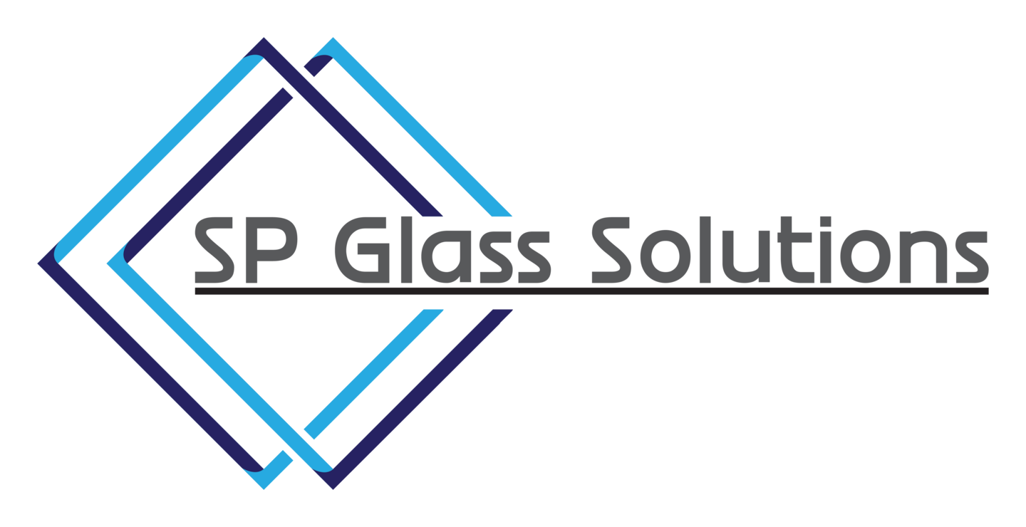 SP Glass Solutions logo