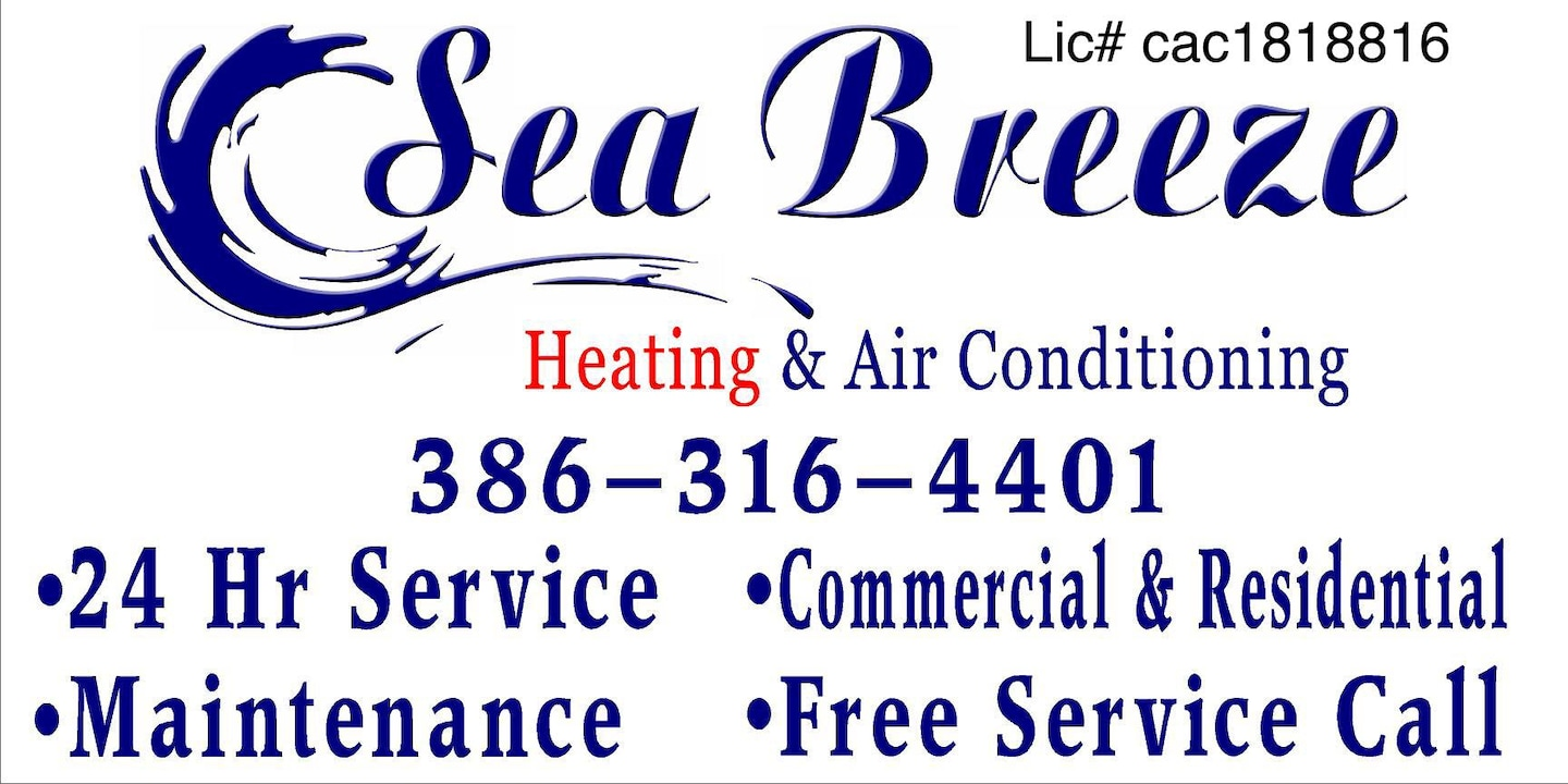 Seabreeze heating & air conditioning llc