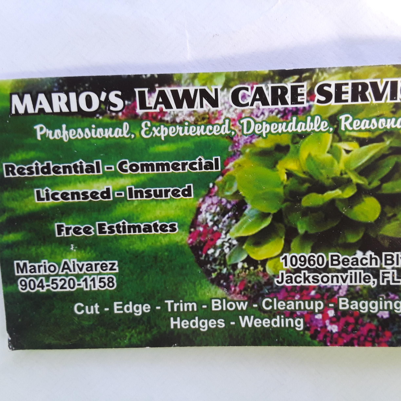 Mario's Landscaping