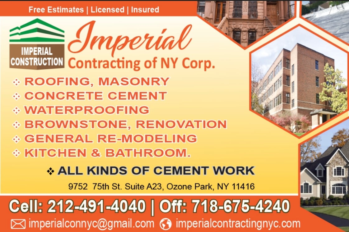 Imperial Contracting of NYC Corp