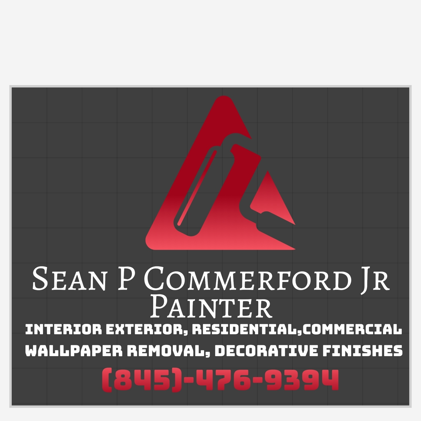 Sean P Commerford Jr. Painting