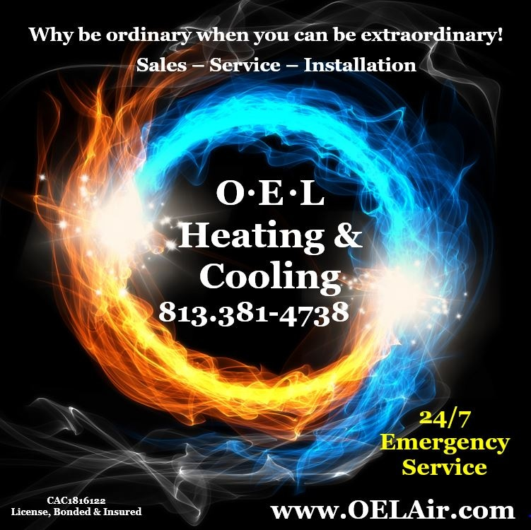 OEL Heating and Cooling LLC