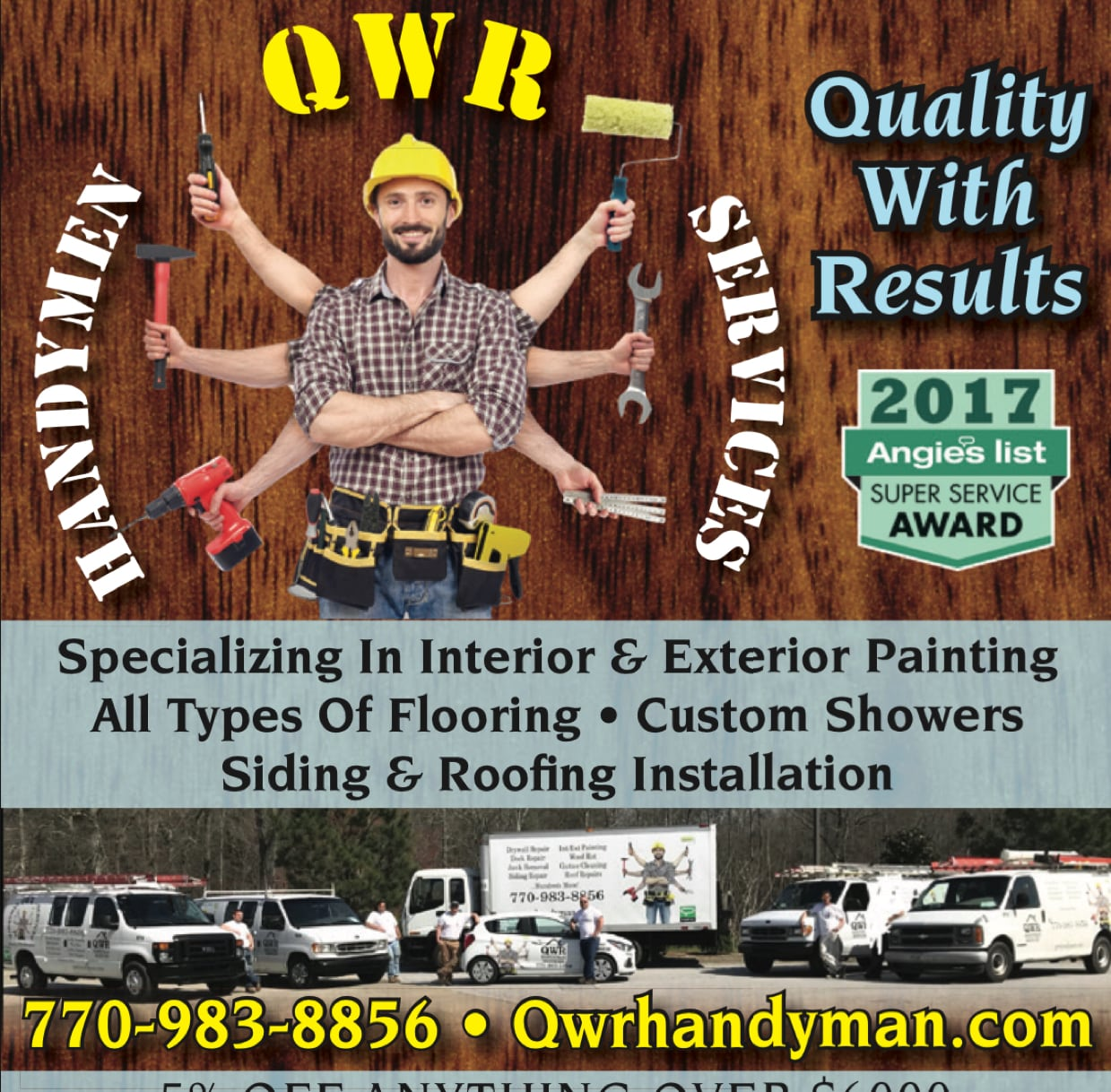 QWR Handyman Services Inc