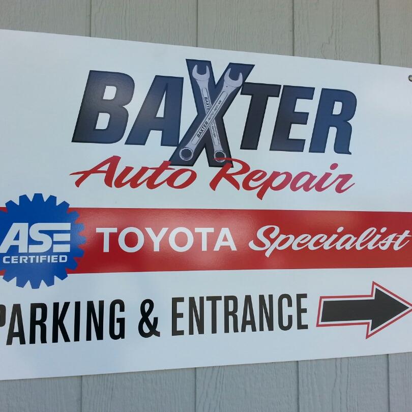 Baxter Auto Repair