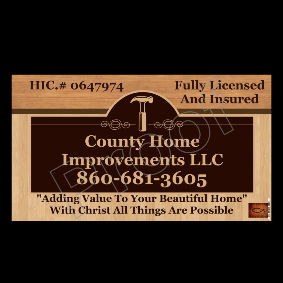 County Home Improvements LLC