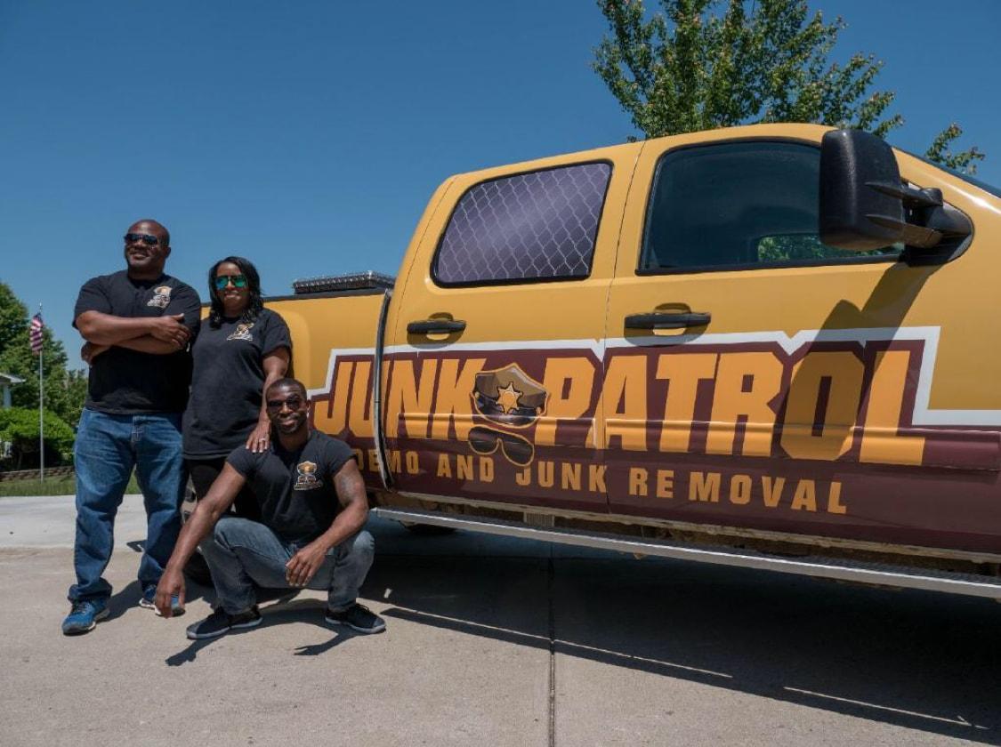 Junk Patrol Demo and Junk Removal