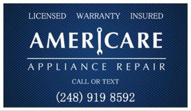 Americare Appliance Repair LLC