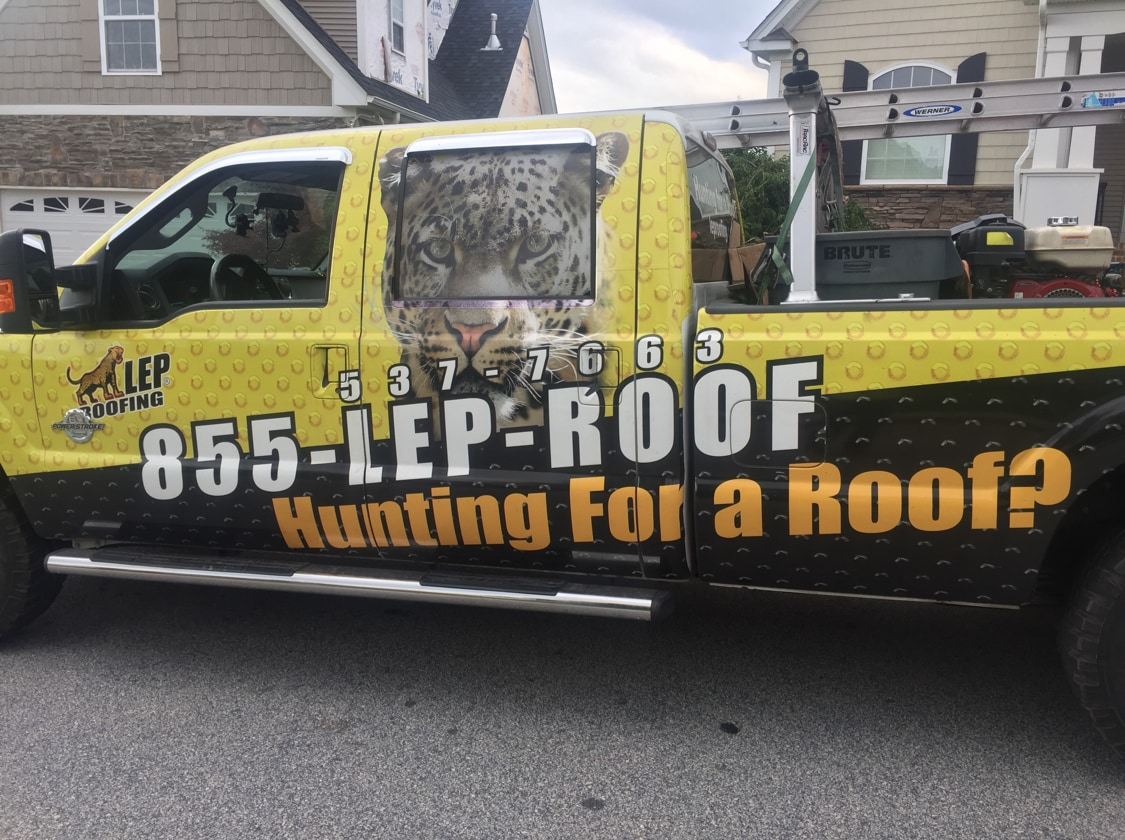 LEP Construction (Roofing) & Restoration