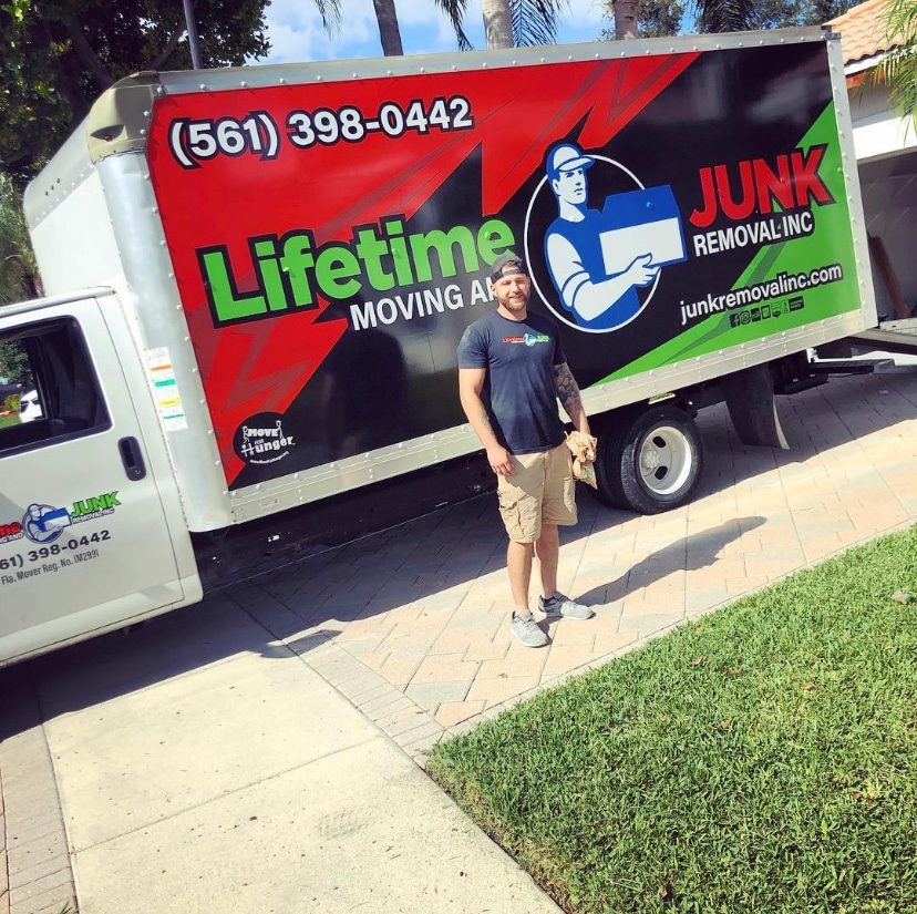 Lifetime Moving and Junk Removal Inc.