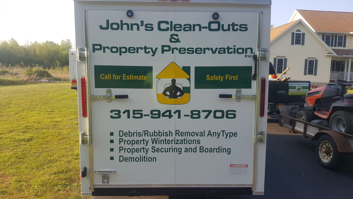 John's Clean-Outs And Property Preservation Inc