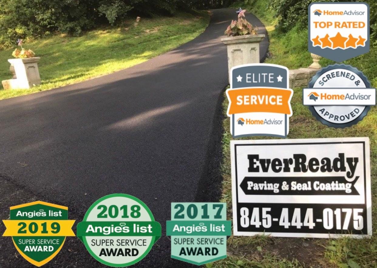EverReady Paving & Sealcoating LLC