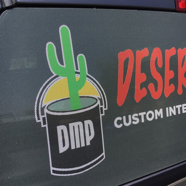 Desert Mesa Painting