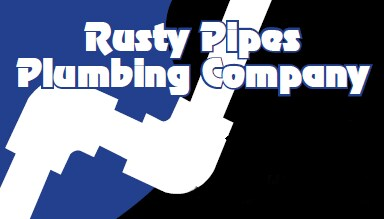 rusty pipes plumbing company