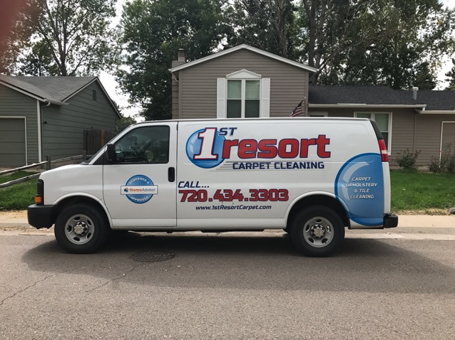 1st Resort Carpet Cleaning logo