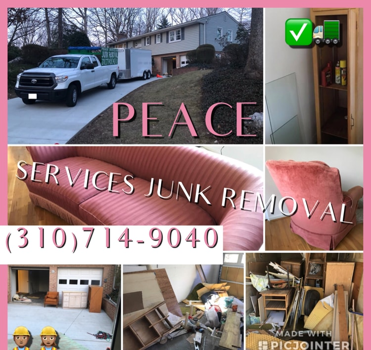 Peace Services Junk Removal