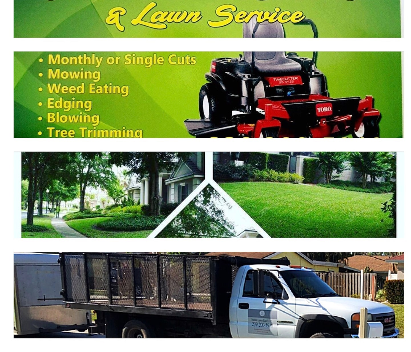 Nature's multi Cleaning & Lawn Services