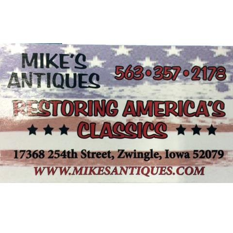 Mike's Antiques
