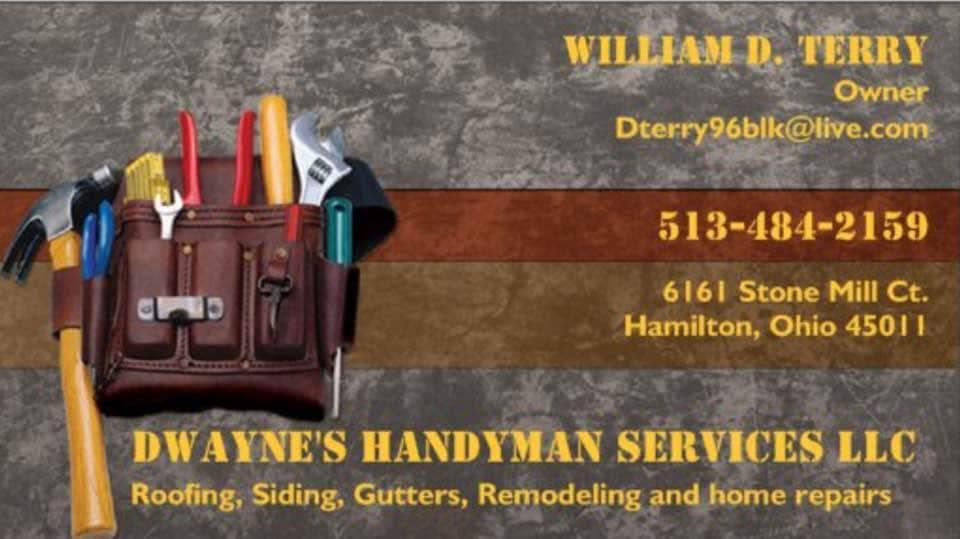 Dwayne's Handyman Services LLC