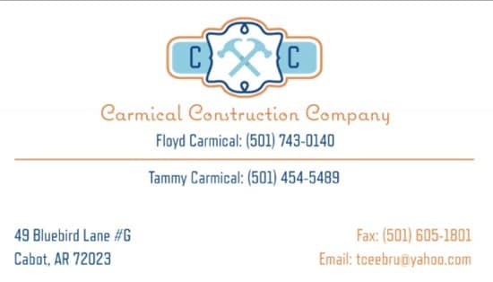 Carmical Construction & Concrete Service