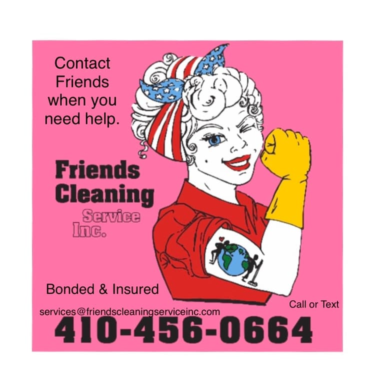 Friends Cleaning Service Inc.