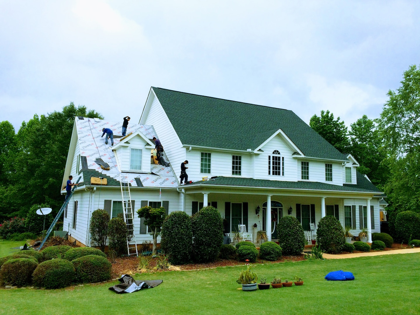 Recovery Roofing and Construction