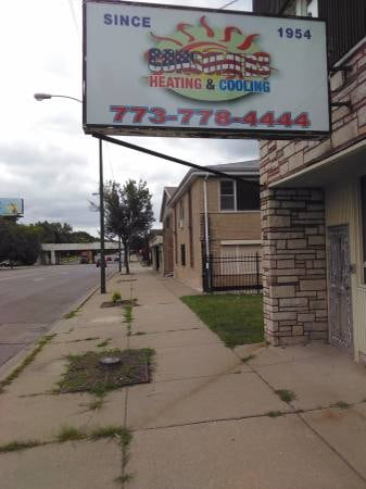 A Consumers Heating Amp Cooling Inc Reviews Chicago Il
