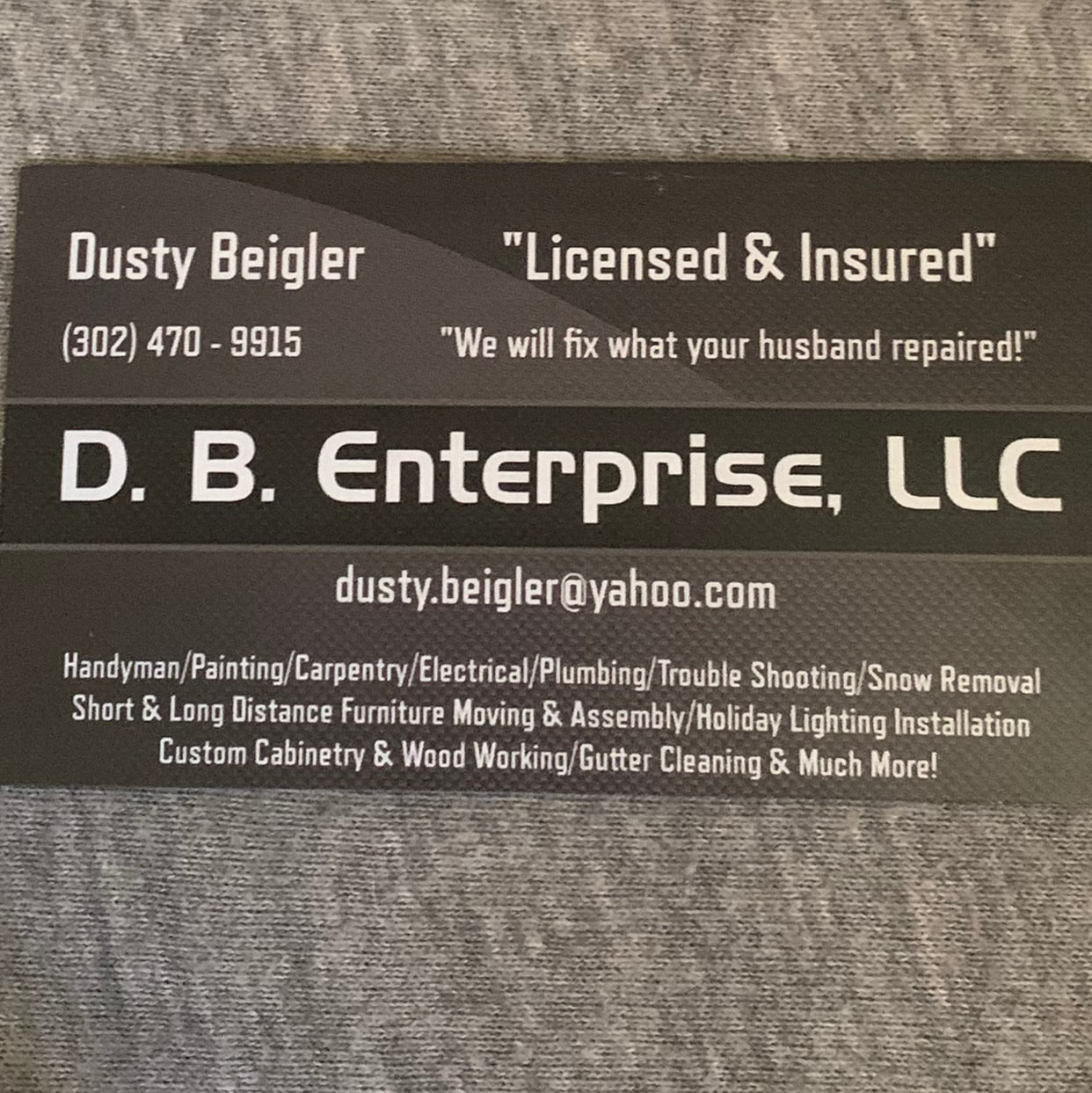 DB Enterprise