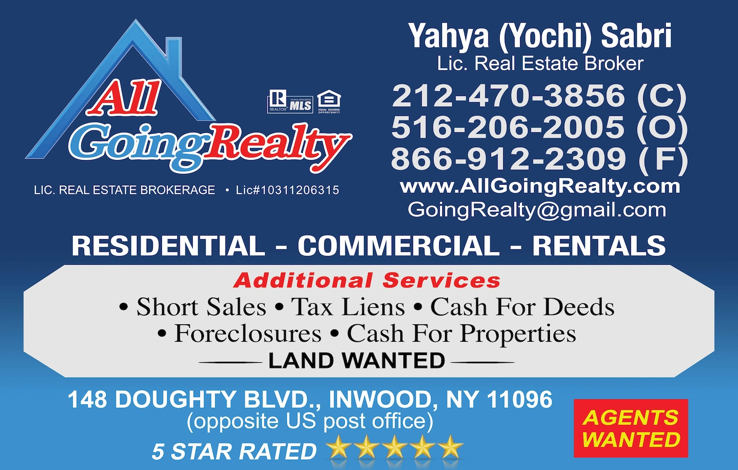 All Going Realty LLC