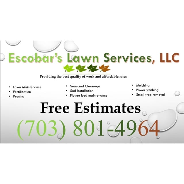 Escobar's Lawn Services, LLC