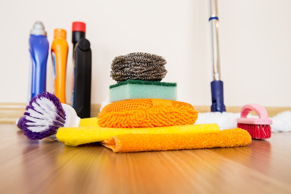 Quick and Clean Housekeeping