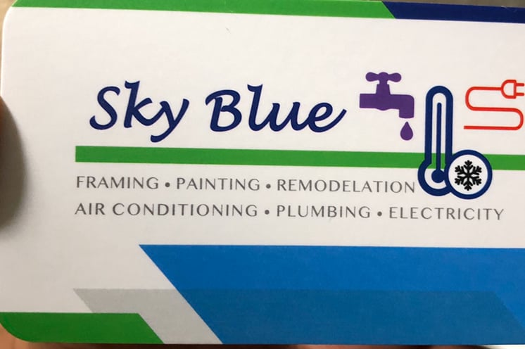 Sky Blue Framing & Remodelation