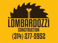 STL Windows and Doors by Lombardozzi Construction  logo