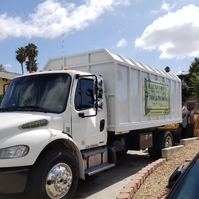 Rainforest Tree Service Inc