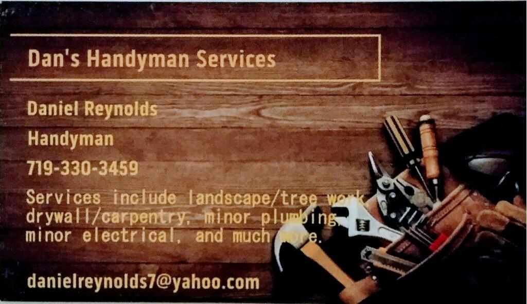 Dan's Handyman Services LLC.