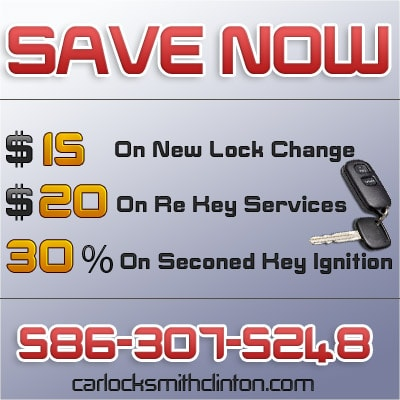 Car Locksmith Clinton