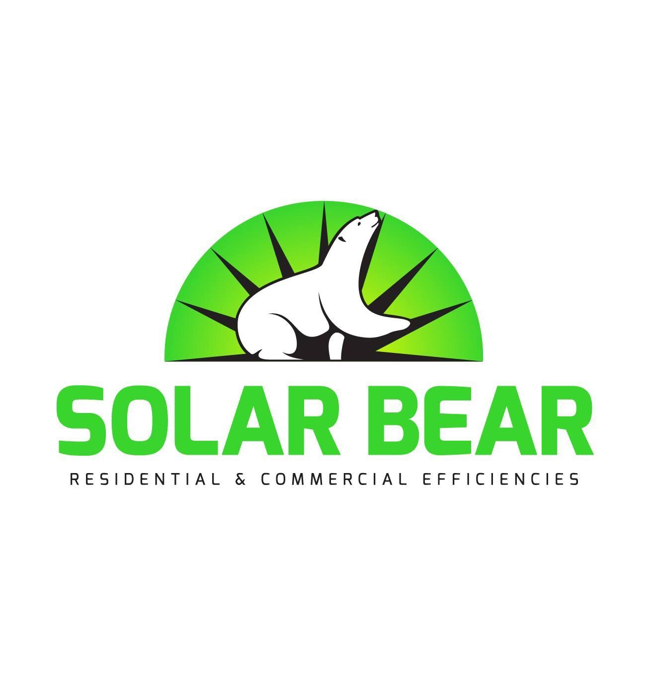 Solar Bear Residential & Commercial Efficiencies