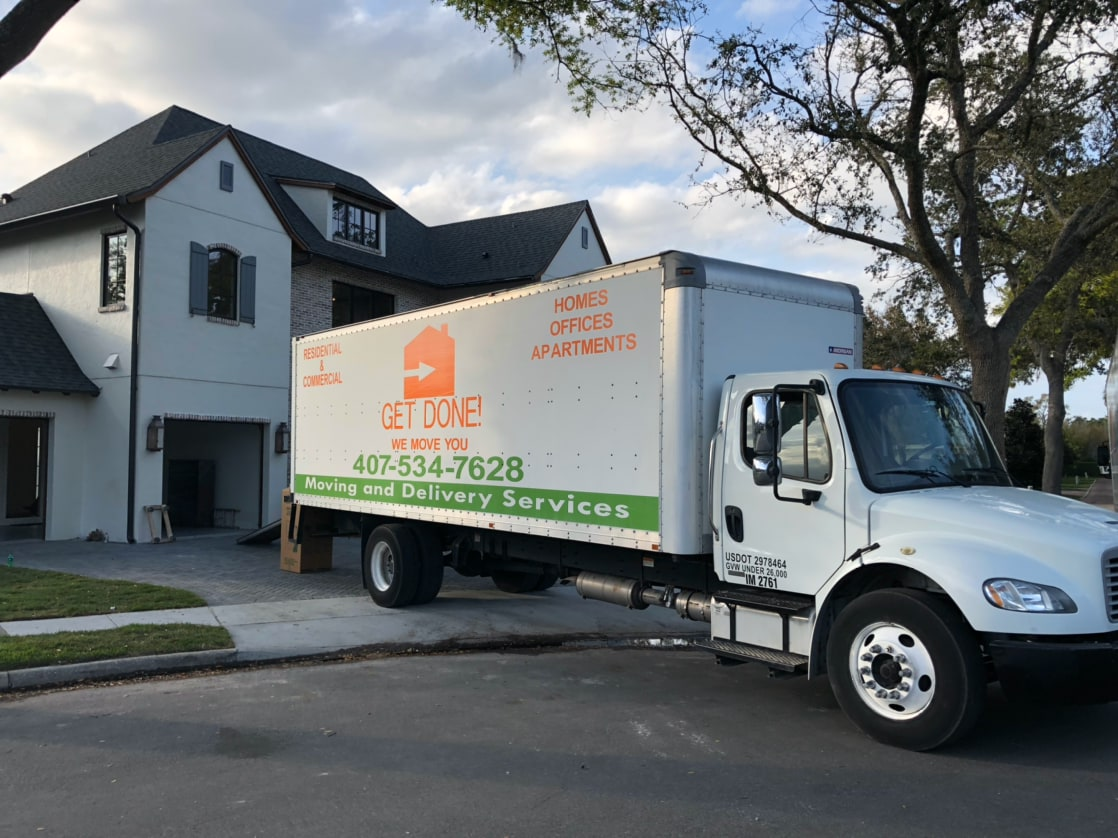 Get Done Moving Service