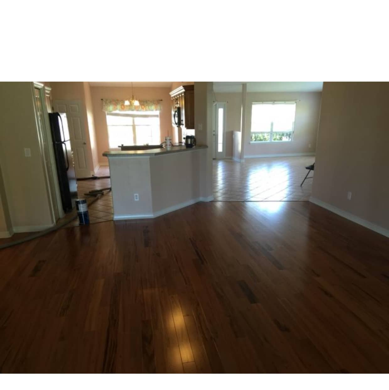 Custom Flooring & Handyman