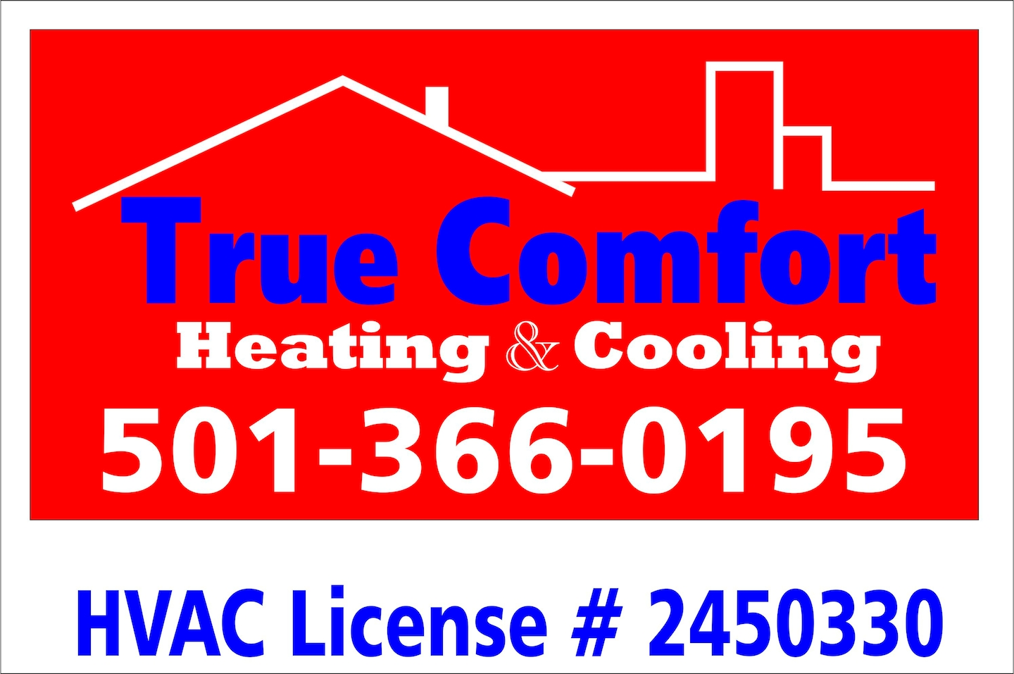 True Comfort Heating & Cooling logo