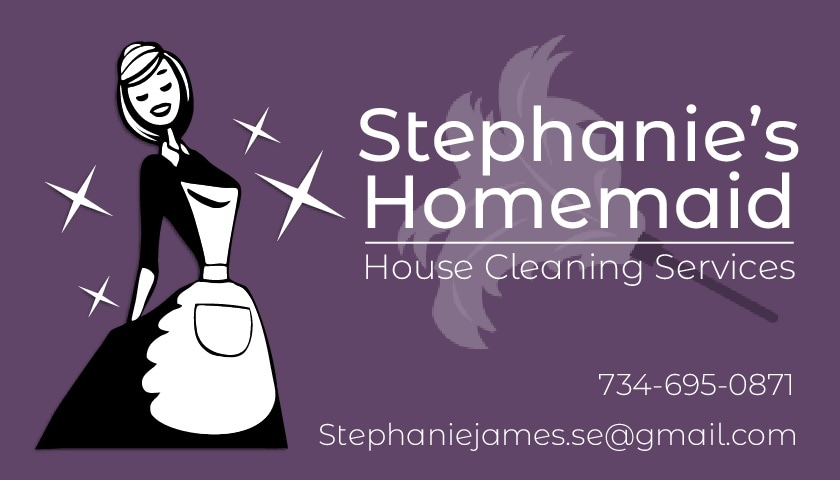 Stephanie's Homemaid house cleaning services