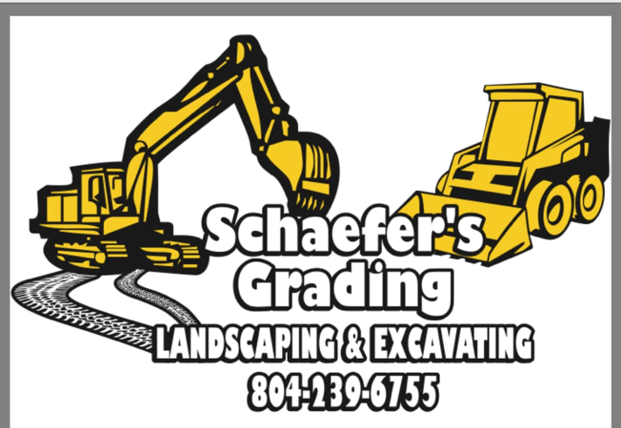 Schaefer's Grading Landscaping and Excavating