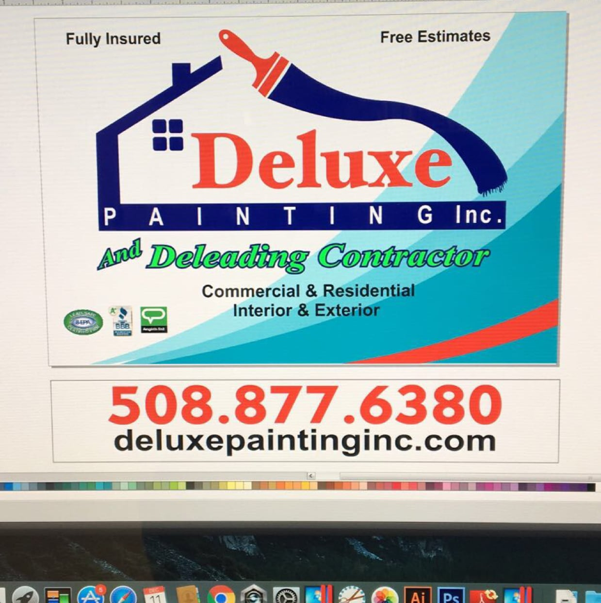 DELUXE PAINTING INC.