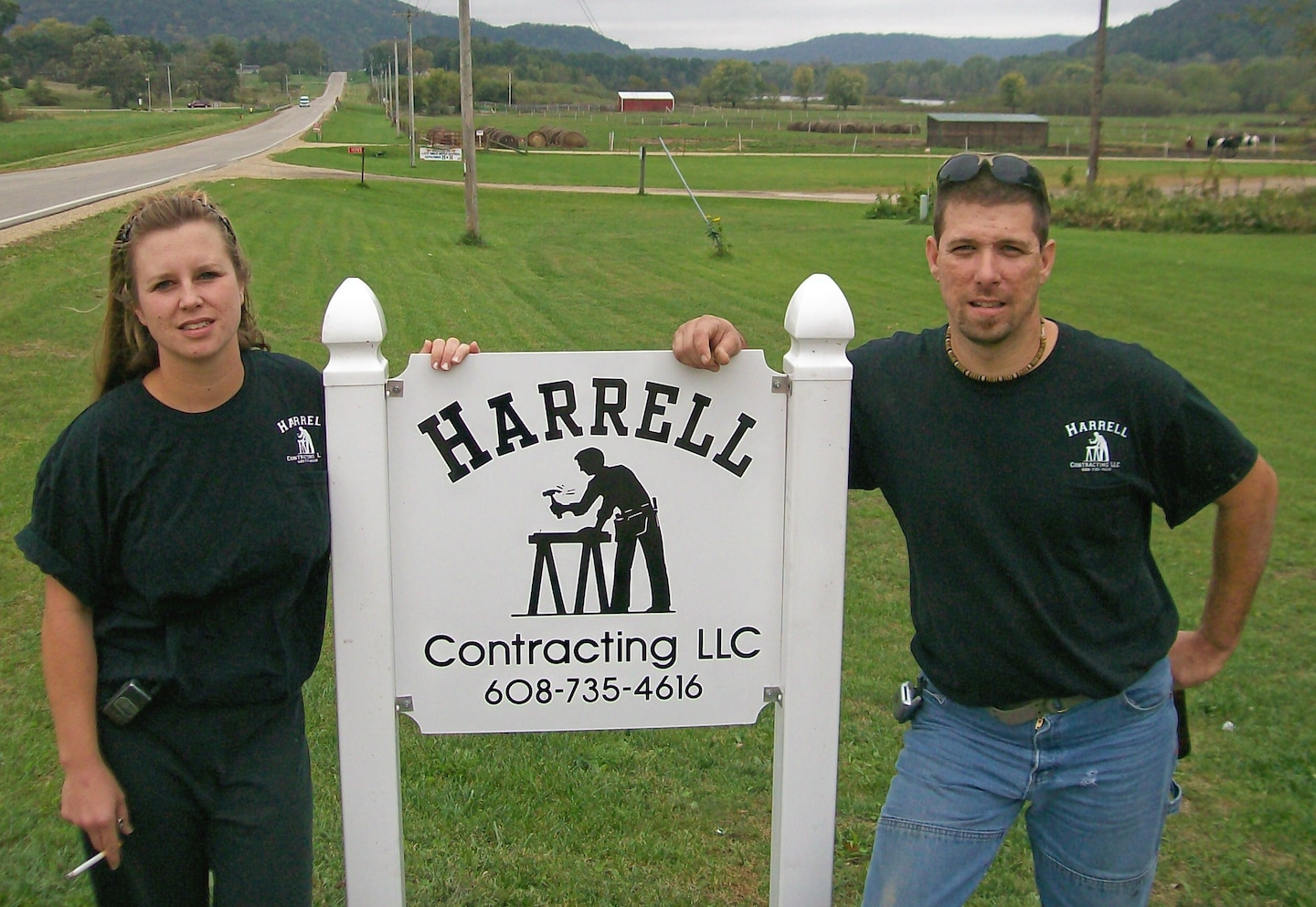 HARRELL CONTRACTING