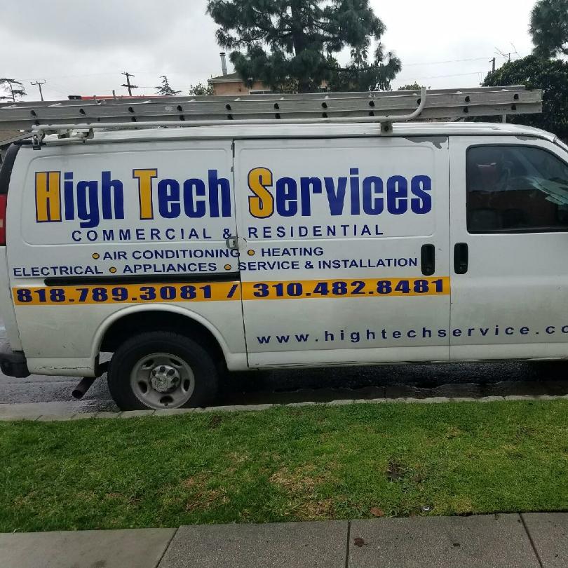 High Tech Services