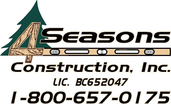 4 Seasons Construction Inc.