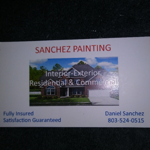 Sanchez Paint