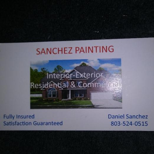 Sanchez Paint logo