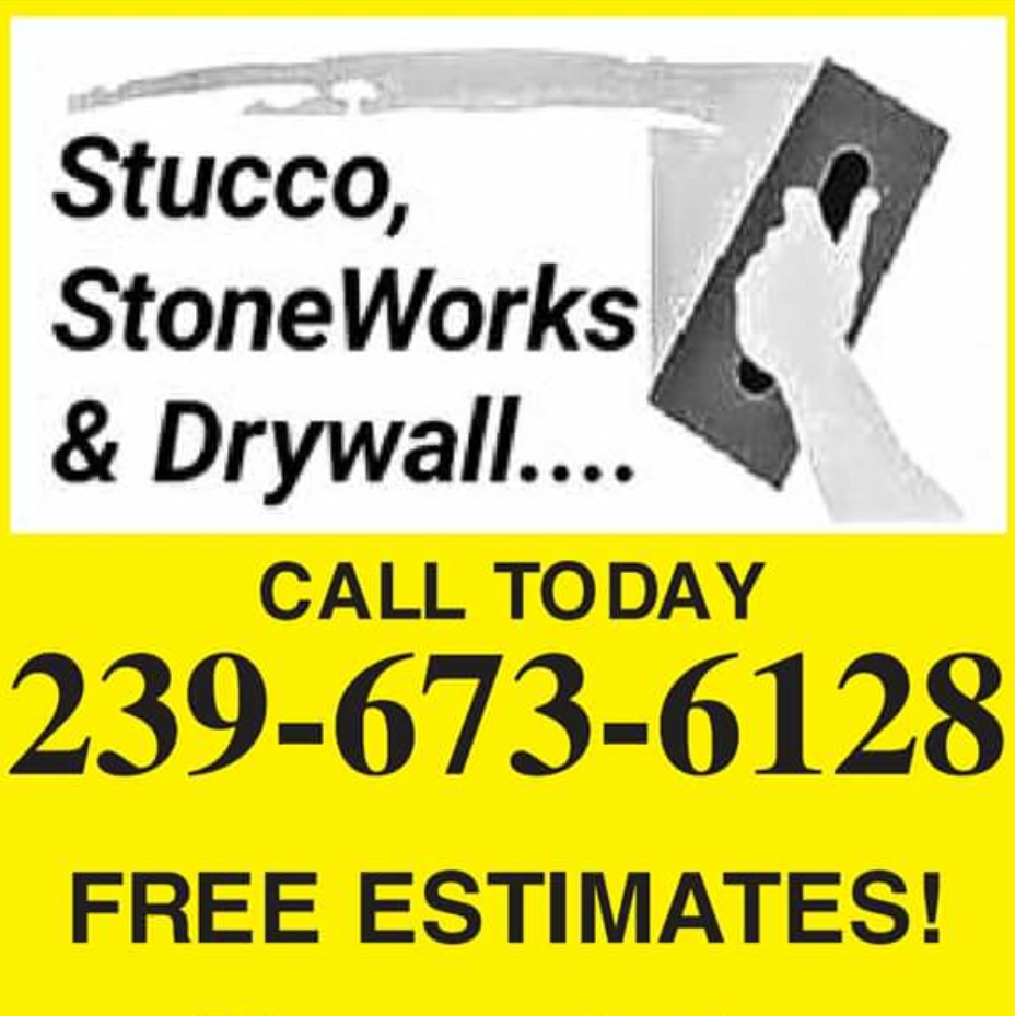 Stucco, StoneWorks and Drywall