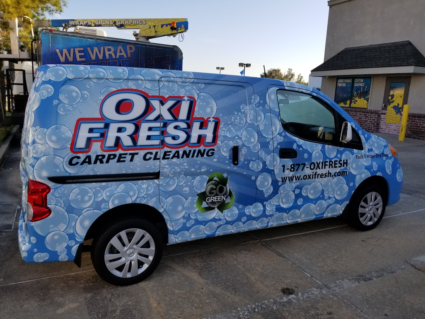 Oxi Fresh Carpet Cleaning of Baton Rouge